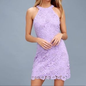 Lilac Dress. Used only once.